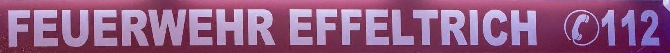Freiwillige Feuerwehr Effeltrich